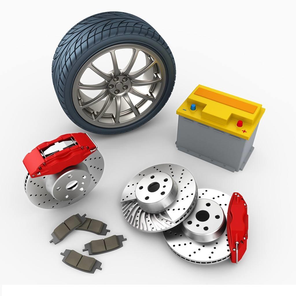 汽车零配件行业