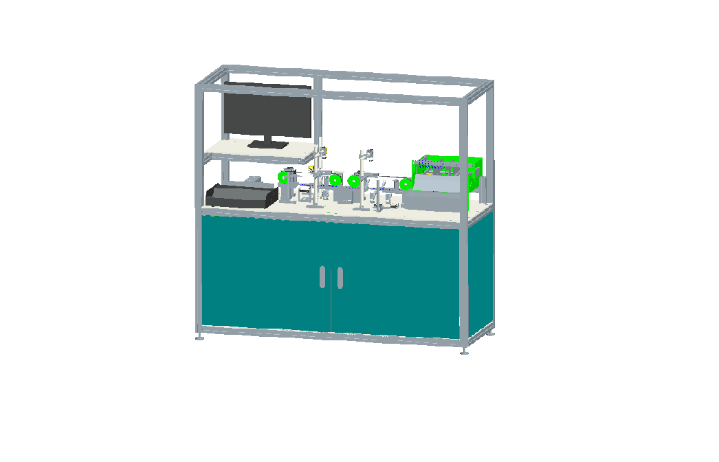 电阻-自动化视觉检测机