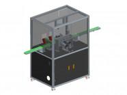 机器视觉电子元件共面度测量设备
