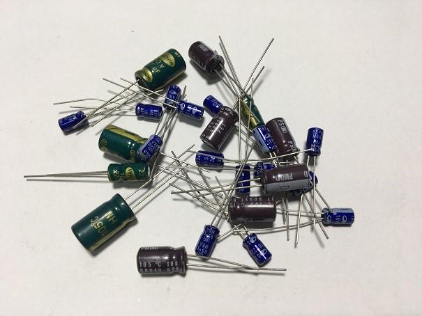 贴片·电解·瓷介电容类